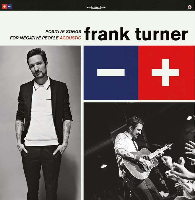 Positive Songs For Negative People (LP) by Frank Turner