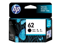 HP 62 Ink Cartridge C2P04AA (Black)