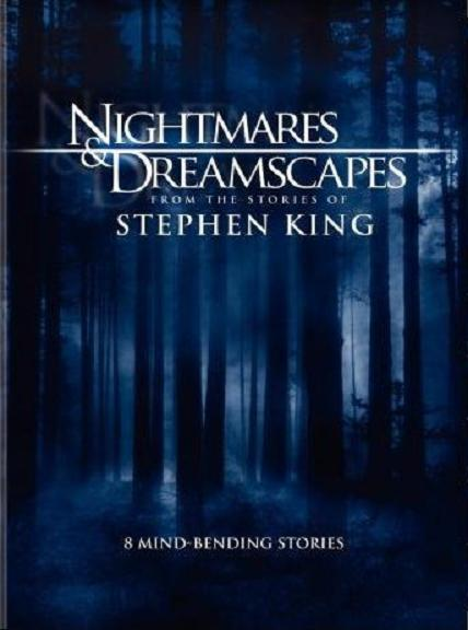 Nightmares And Dreamscapes - From The Stories Of Stephen King (3 Disc Set) on DVD image