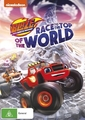 Blaze And The Monster Machines: Race To The Top Of The World on DVD