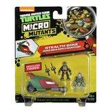 Teenage Mutant Ninja Turtles: Micro Mutant Vehicle - (Raphael's Stealth Bike)
