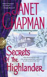 Secrets of the Highlander by Janet Chapman image