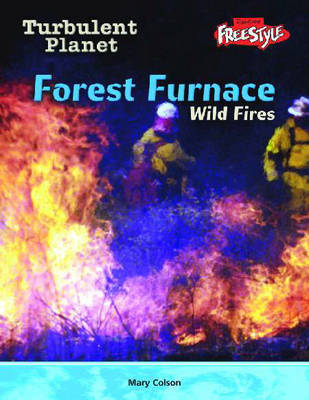 Turbulent Planet: Wild Fires Hardback image