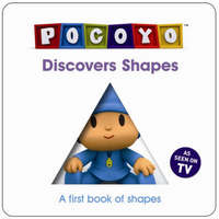 Pocoyo Discovers Shapes image