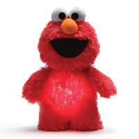 Sesame Street: Elmo - Glow Pal Plush image