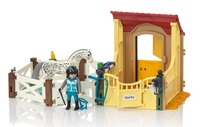 Playmobil: Country - Horse Stable with Appaloosa (6935)