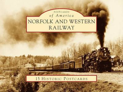 Norfolk and Western Railway by Nelson Harris