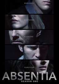 Absentia: Season One on DVD