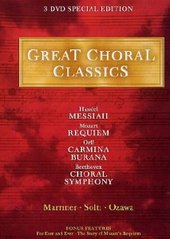 Great Choral Classics on DVD
