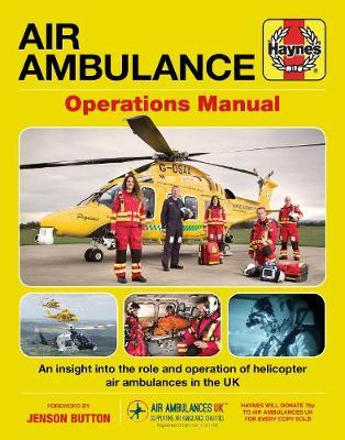 Air Ambulance Operations Manual by Claire Robinson