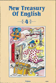 New Treasury of English: Bk. 4 : Textbook image