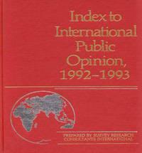 Index to International Public Opinion, 1992-1993 by Elizabeth Hann Hastings