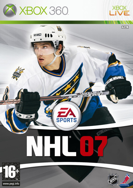 NHL 07 for Xbox 360