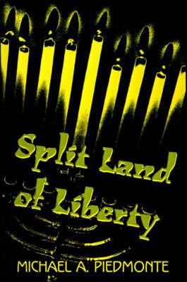 Split Land of Liberty by Michael A. Piedmonte