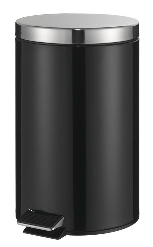 L.T. Williams - Black Pedal Bin - 30L