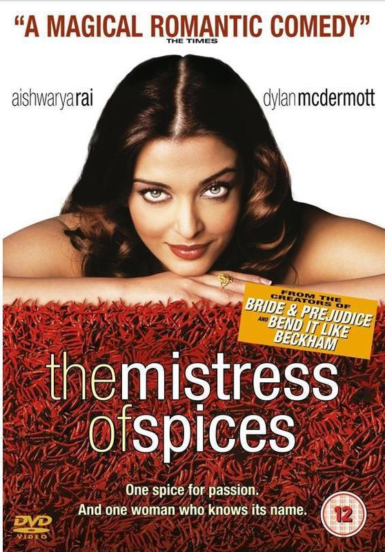 Mistress Of Spices on DVD
