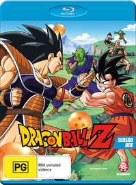Dragon Ball Z - Season 1 on Blu-ray
