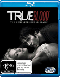 True Blood - The Complete Second Season on Blu-ray