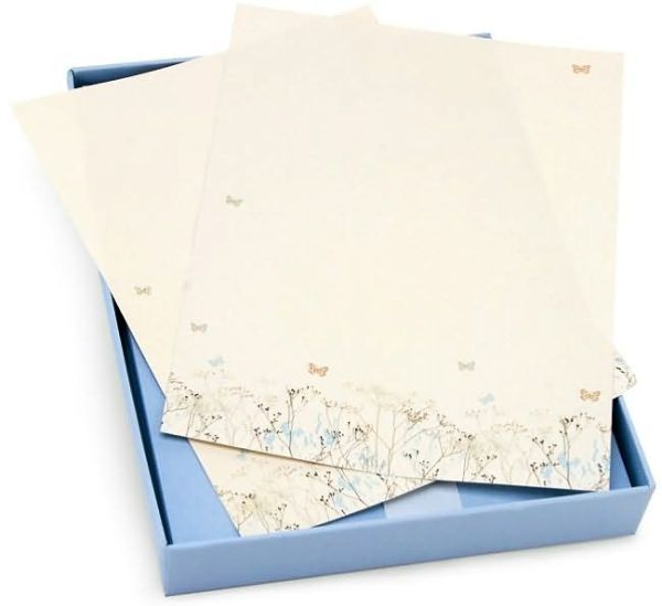 Butterflies Stationery Set (Boxed Stationery)