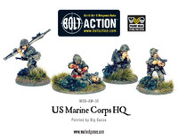 US Army - Marine Corps HQ Set