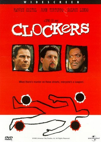 Clockers on DVD image