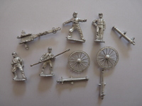 American Civil War: Union Artillery image