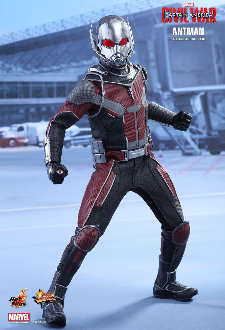 "Captain America 3: Civil War - Ant-Man 12"" Scale Figure image"