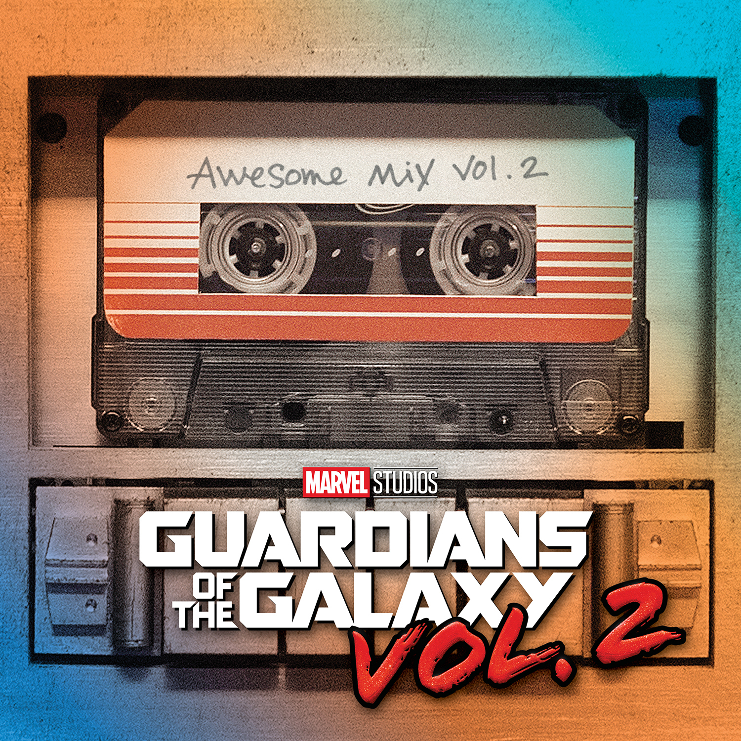 Guardians of the Galaxy Vol. 2: Awesome Mix Vol. 2 - OST by Various image