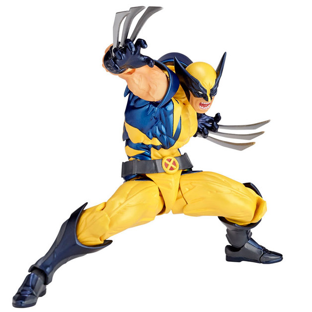 Marvel: Wolverine Action Figure