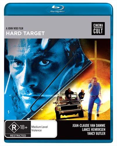 Hard Target on Blu-ray image