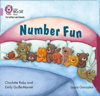 Number Fun by Emily Guille-Marrett