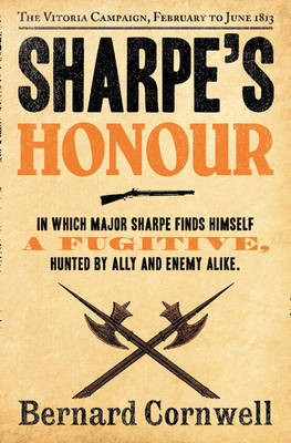 Sharpe's Honour by Bernard Cornwell image
