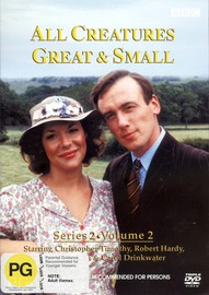 All Creatures Great & Small - Season 2 - Vol 2 (3 Disc Set) on DVD image
