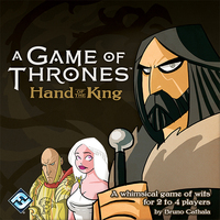 A Game of Thrones: Hand of the King - Card Game