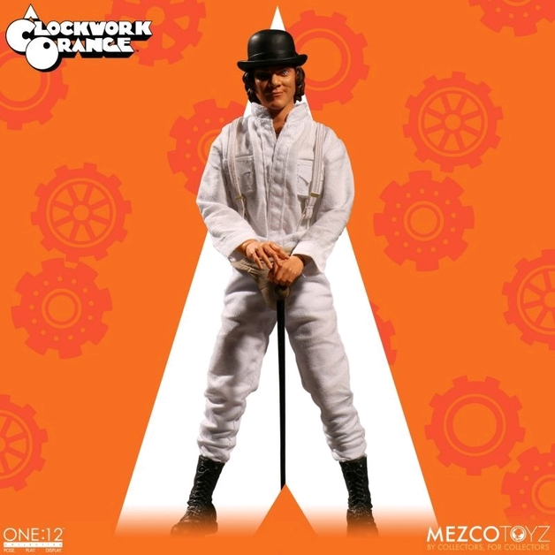 Clockwork Orange: Alex - One:12 Collective Action Figure