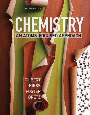 "Chemistry an Atoms-focused Approach 2W with Ebook and Smartworks by ""Gilbert"" image"