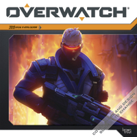Overwatch 2019 Square Wall Calendar by Inc Browntrout Publishers