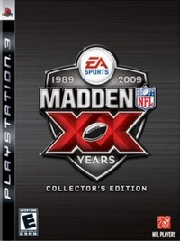 Madden NFL 09: 20th Anniversary Collector's Edition for PS3 image