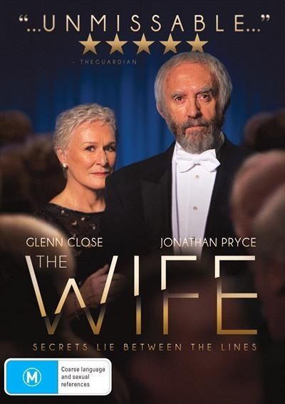 The Wife on DVD image