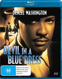 Devil in a Blue Dress on Blu-ray