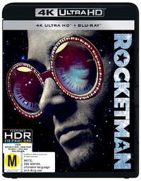 Rocketman on UHD Blu-ray