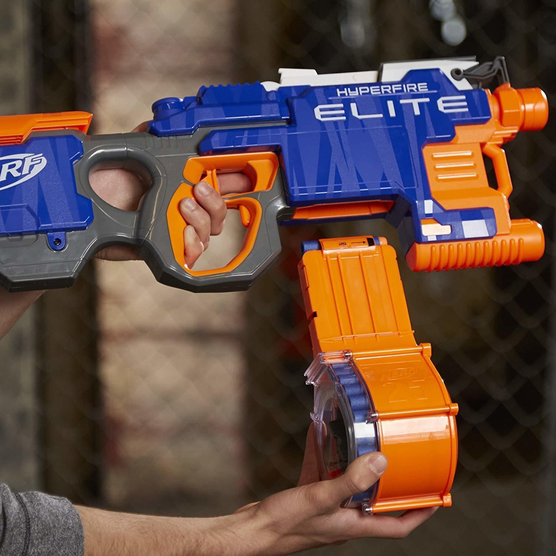 Nerf: N-Strike Elite - HyperFire Blaster image