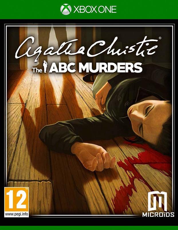 Agatha Christie: The ABC Murders for Xbox One