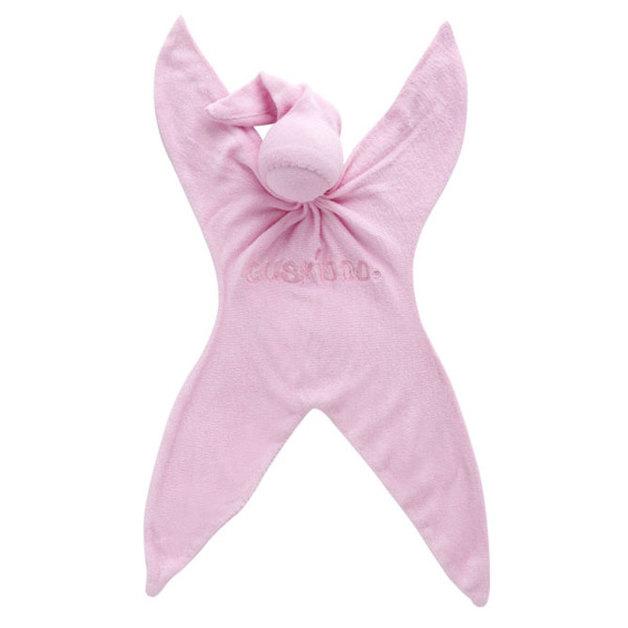 Cuski: Organic Cuskiboo Comforter - Pink