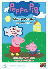 Peppa Pig - Muddy Puddles & Other Stories on DVD