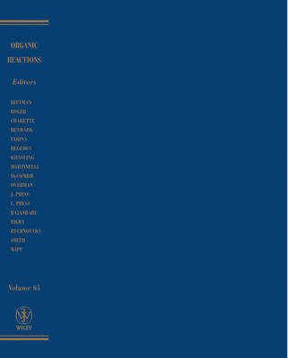Organic Reactions: v. 66 by Organic Reactions Inc. image