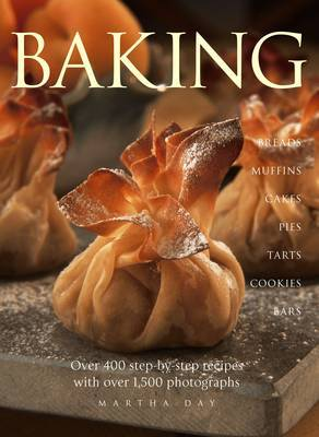 Baking by Martha Day image