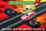 Scalextric Start Track Extension Pack 2 With Lap Counter