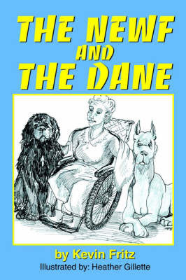 The Newf and the Dane by Kevin Fritz
