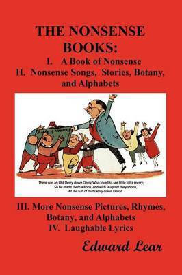 THE Nonsense Books by Edward Lear
